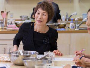 料理研究家の浜内千波さん